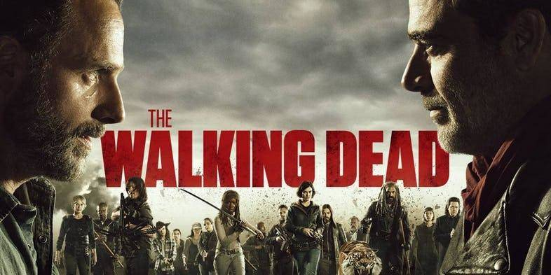 The Walking Dead S8E1 : C'est la guerre !