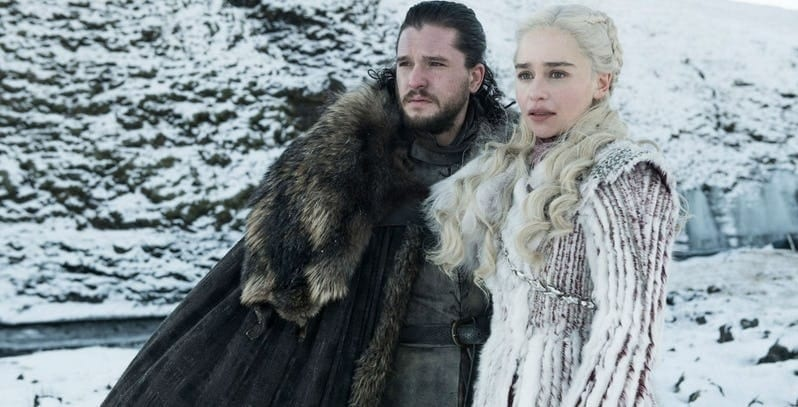 Game Of Thrones S8 : La bande-annonce est là !