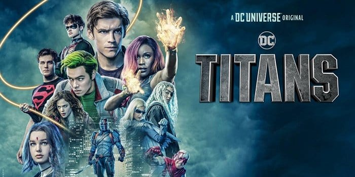 TITANS saison 2: Adolescents en perdition