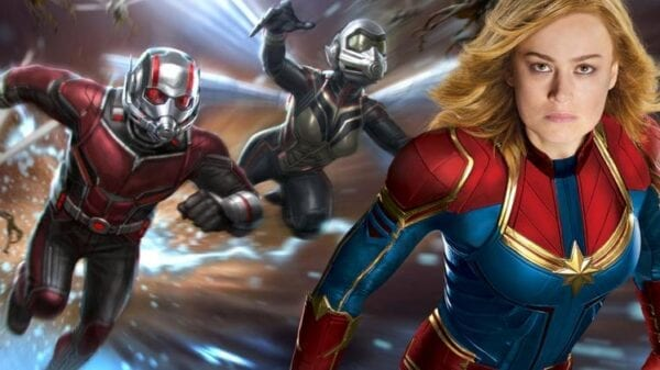Captain Marvel 2 & Ant-man and The Wasp : Quantumania commencent leur tournage en Mai