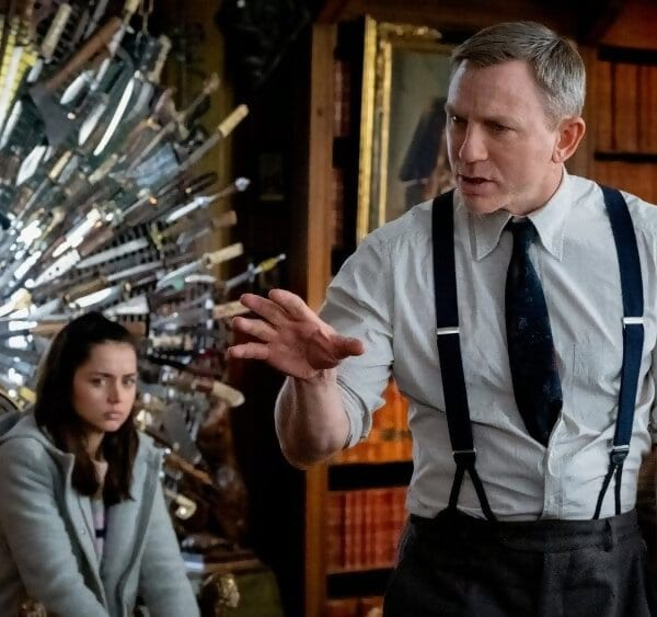 "Netflix casse sa tirelire et rachète les suites de ""Knives Out"", le Cluedo de Rian Johnson"