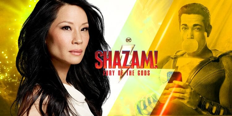 Shazam !! Fury of the Gods : Lucy Liu intègre le casting