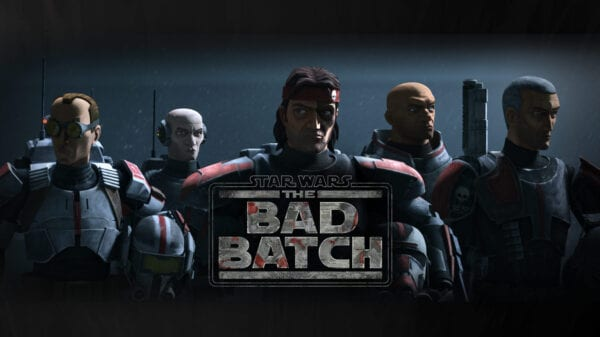 The bad batch: Filoni est un poid lourd.
