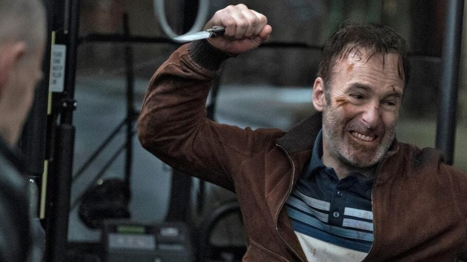 Nobody: Odenkirk rend coup pour coup.